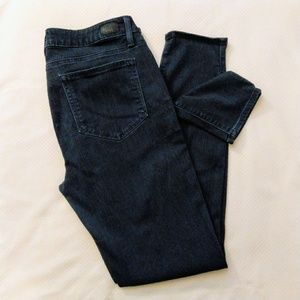 Paige Verdugo Ultra Skinny Alley Jeans Size 31
